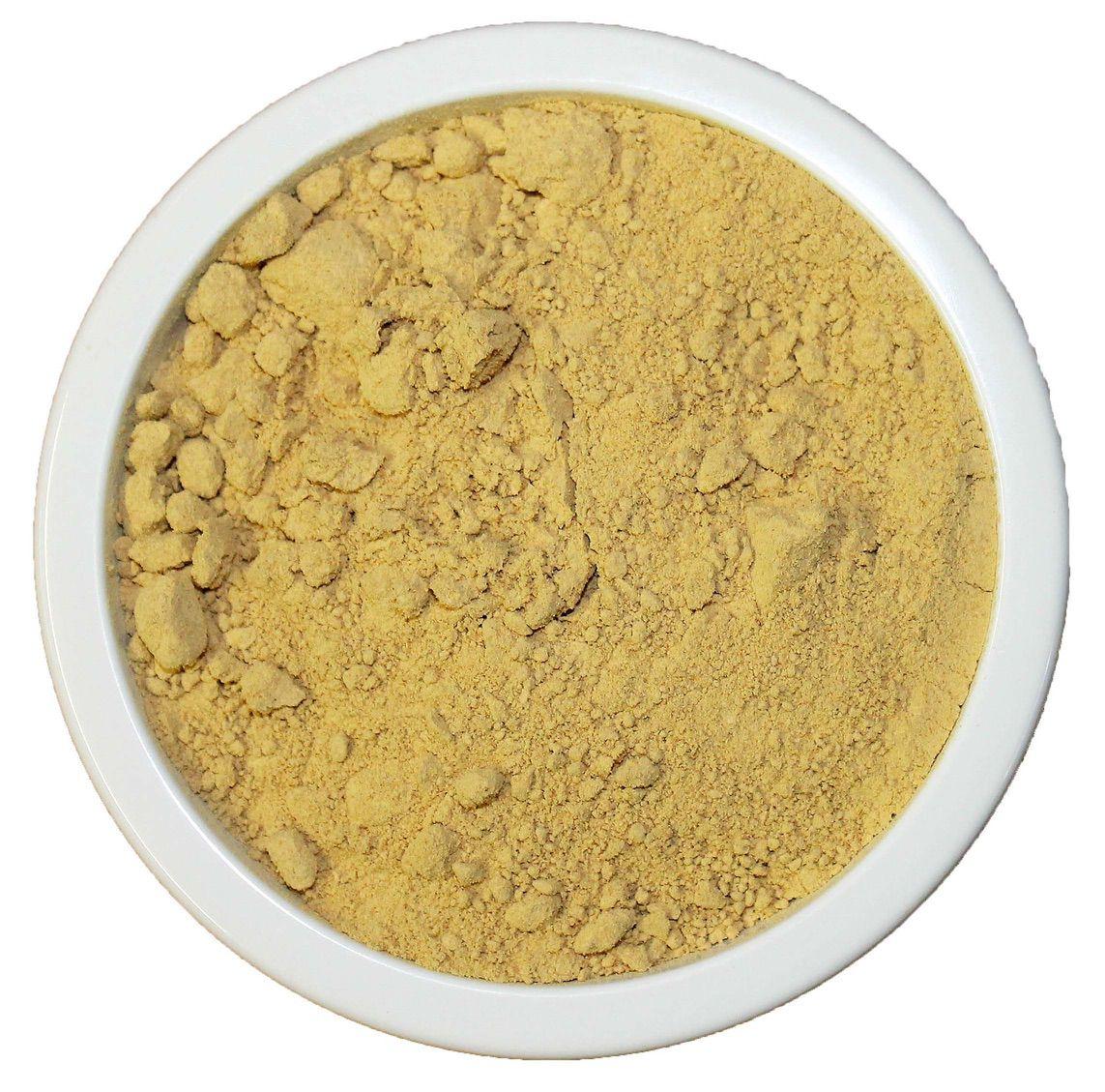 Ingwer Ingwerwurzel geschält gemahlen 1 kg Gewürz TOP Qualität PEnandiTRA ®