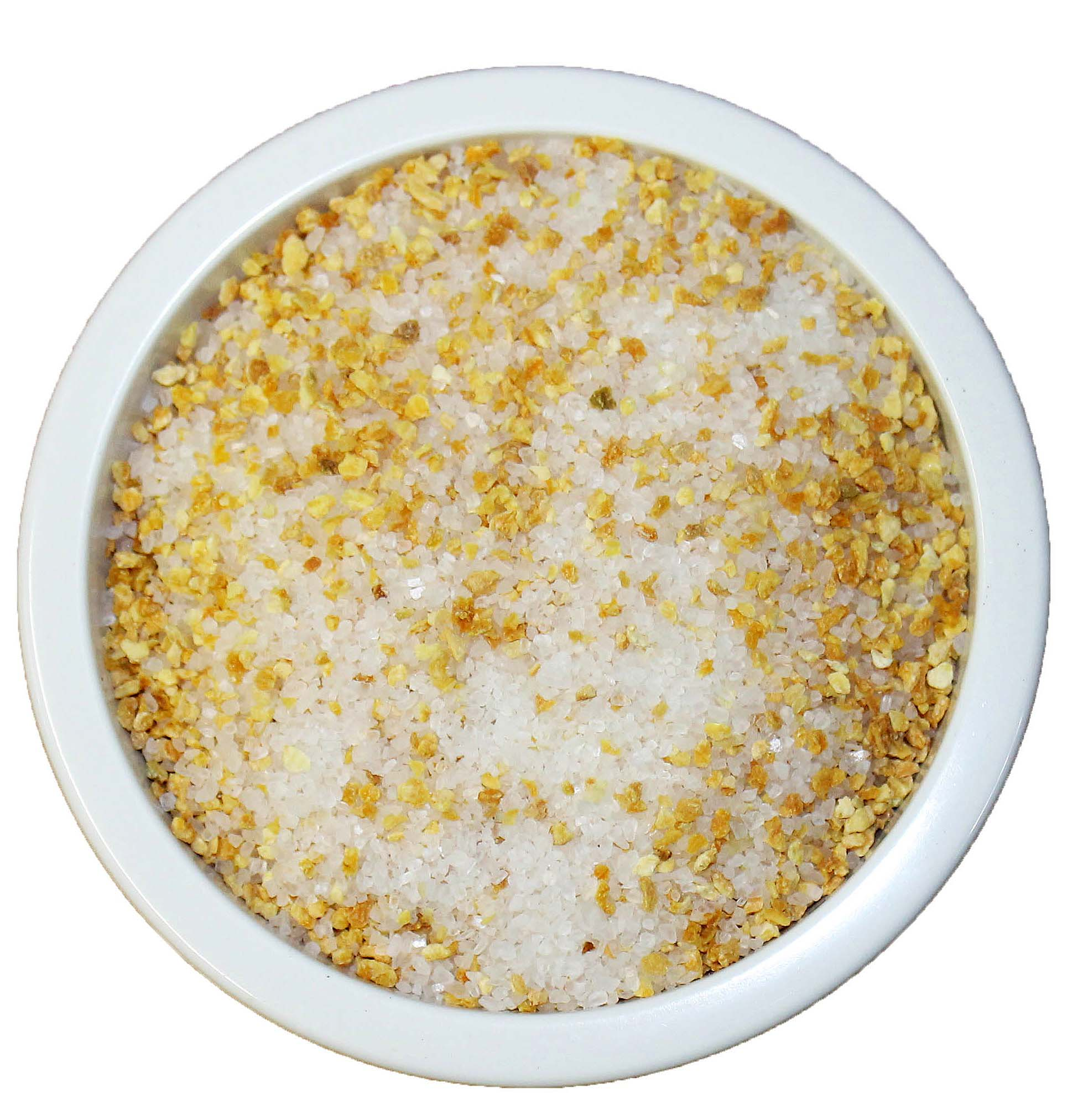 Zitronensalz 100 g Zitronen Salz grob Steinsalz 1A Qualität PEnandiTRA ®