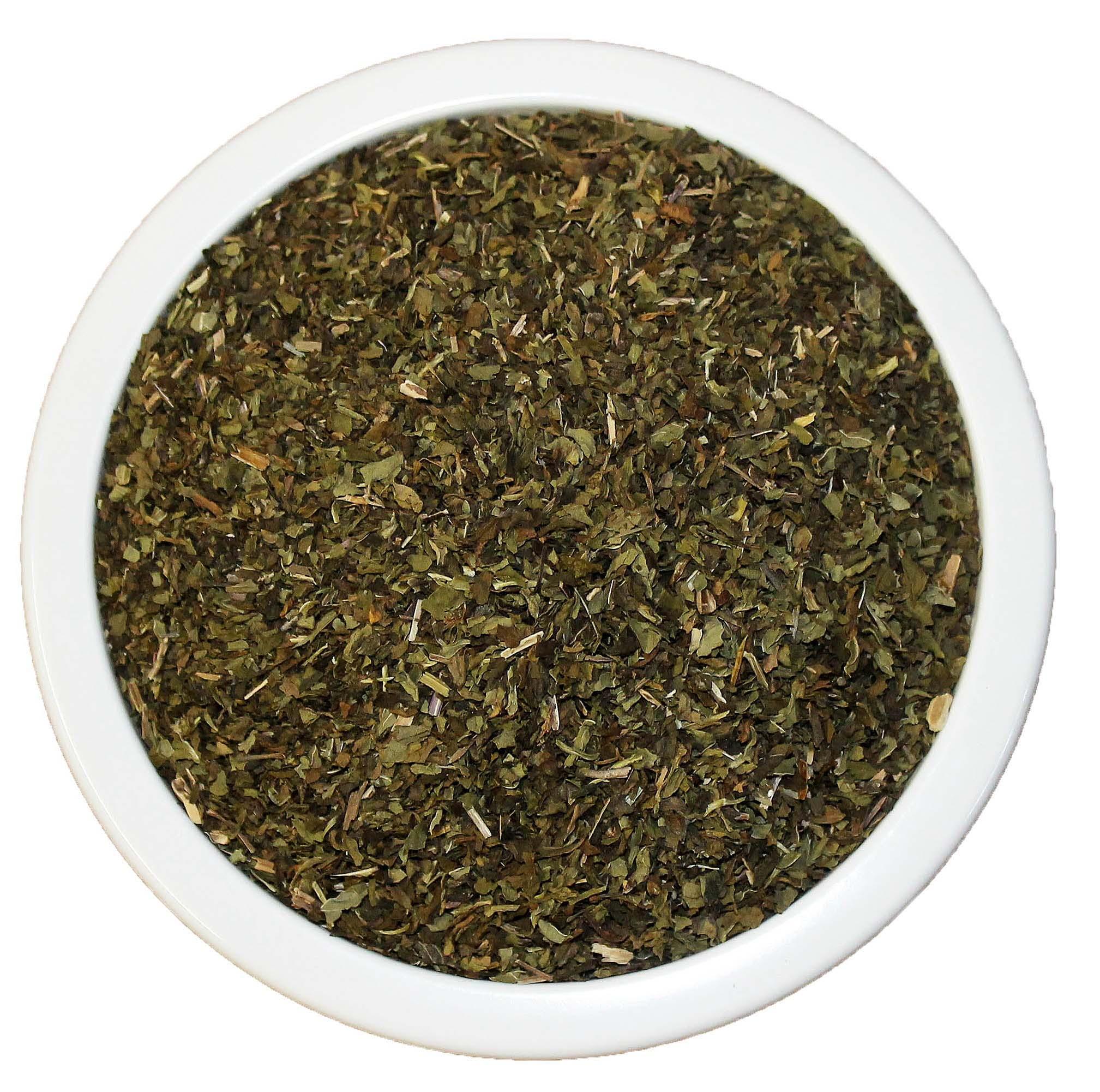 Minze Nanaminze gerebelt 100 g Minztee keimreduziert Tee 1A PEnandiTRA ®